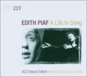 A Life in Song - CD Audio di Edith Piaf