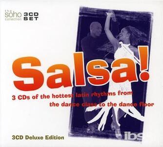 Salsa -From Dance - CD Audio