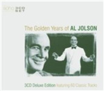 Golden Years of - CD Audio di Al Jolson