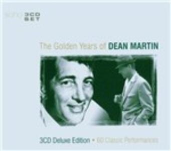 Golden Years - CD Audio di Dean Martin