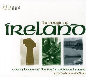 Magic of Ireland - CD Audio