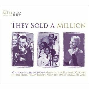 They Sold a Million - CD Audio