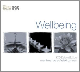 Wellbeing - CD Audio