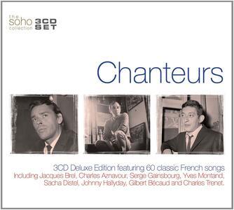 Chanteurs - CD Audio