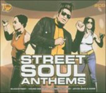 Street Soul Anthems - CD Audio