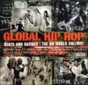 Golbal Hip Hop - CD Audio