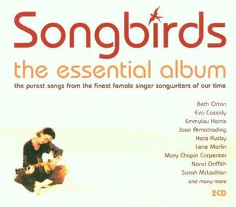 Songbirds 1 - CD Audio