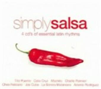 Simply Salsa - CD Audio