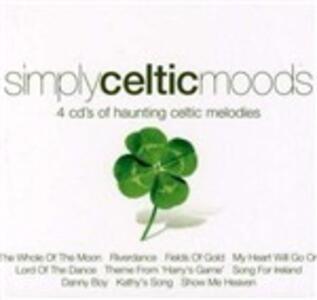 Simply Celtic Moods - CD Audio