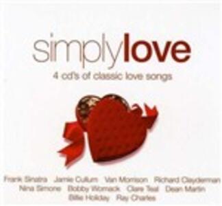 Simply Love - CD Audio