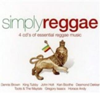 Simply Reggae - CD Audio