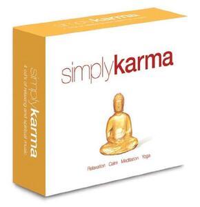 Simply Karma - CD Audio