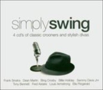 Simply Swing - CD Audio