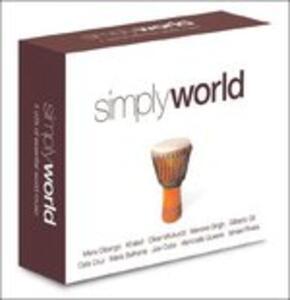 Simply World - CD Audio