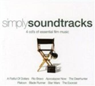 Simply Soundtracks (Colonna Sonora) - CD Audio