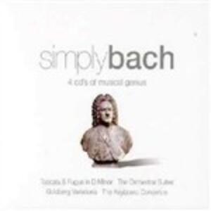 Simply Bach - CD Audio di Johann Sebastian Bach