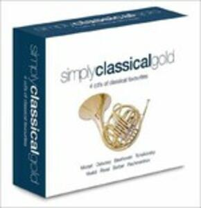Simply Classical Gold - CD Audio
