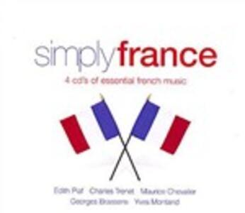 Simply France - CD Audio