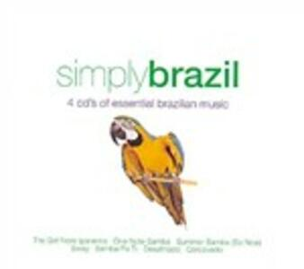 Simply Brazil - CD Audio