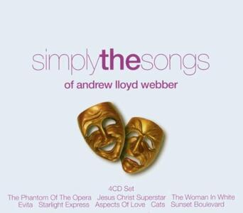 Simply the Songs of - CD Audio di Andrew Lloyd Webber