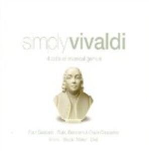 Simply Vivaldi - CD Audio di Antonio Vivaldi