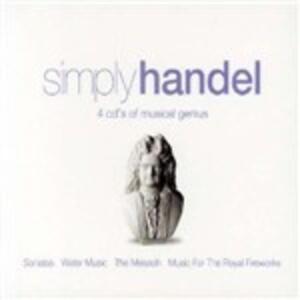 Simply Händel - CD Audio di Georg Friedrich Händel