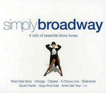 Simply Broadway (Colonna Sonora) - CD Audio