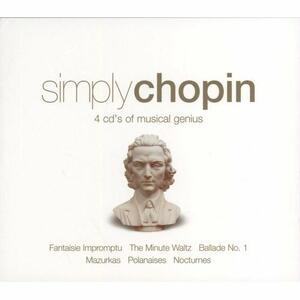 Simply Chopin - CD Audio
