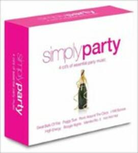 Simply Party - CD Audio