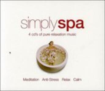 Simply Spa - CD Audio