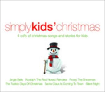 Simply Kids Christmas - CD Audio