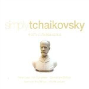Simply Tchaikovsky - CD Audio di Boris Alexandrovich Tchaikovsky