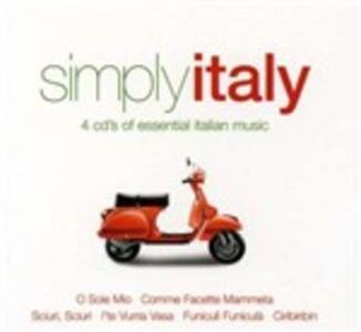 Simply Italy - CD Audio