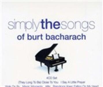 Simply the Songs of Burt Bacharach - CD Audio