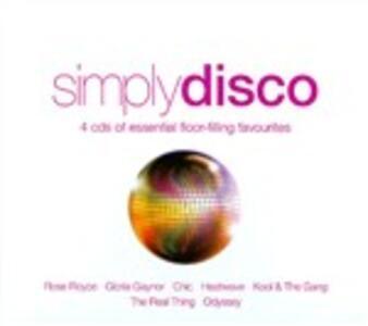 Simply Disco - CD Audio