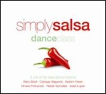 Simply Salsa Dance Class - CD Audio