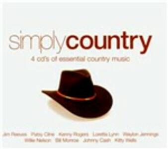 Simply Country Greats - CD Audio