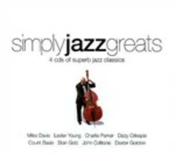 Simply Jazz Greats - CD Audio