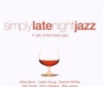 Simply Late Night Jazz - CD Audio