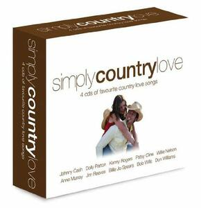 Simply Country Love - CD Audio