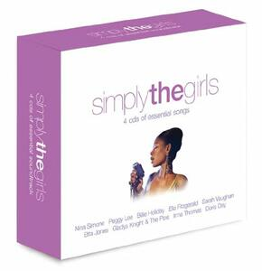 Simply the Girls - CD Audio