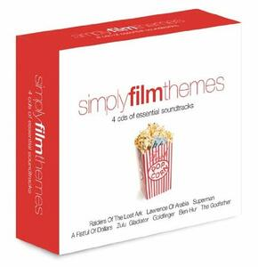 Simply Film Themes (Colonna Sonora) - CD Audio