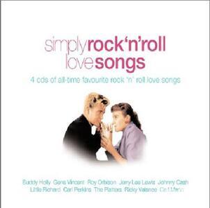 Simply Rock'n'roll Love - CD Audio