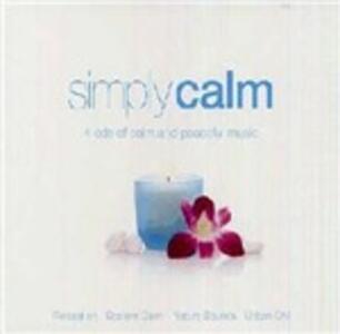 Simply Calm - CD Audio