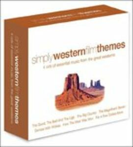 Simply Western Themes - CD Audio