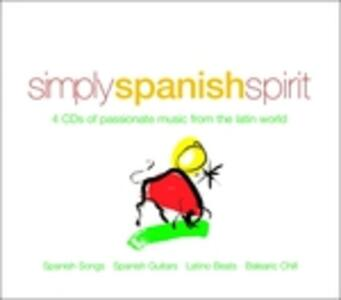 Simply Spanish Spirit - CD Audio