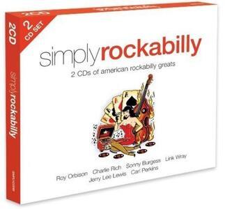 Simply Rockabilly - CD Audio