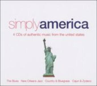 Simply America - CD Audio