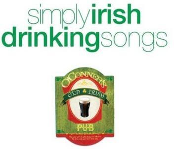 Simply Irish Drinking - CD Audio