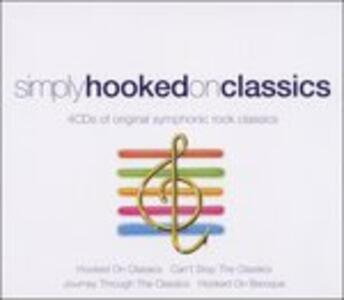 Simply Hooked on Classics - CD Audio